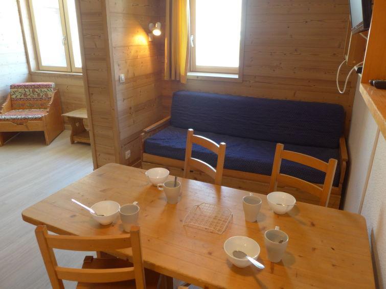 Vakantie in de bergen Appartement 2 kamers 5 personen (10) - Arcelle - Val Thorens - Verblijf