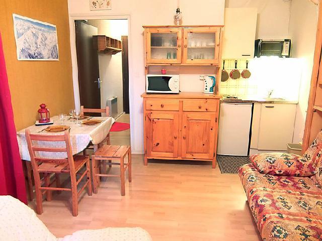 Vakantie in de bergen Appartement 1 kamers 3 personen (5) - Ariane - Le Corbier - Verblijf