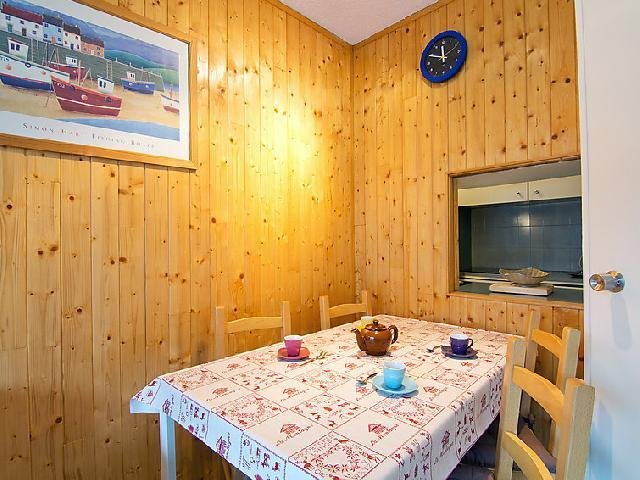 Holiday in mountain resort 2 room apartment 5 people (1) - Armoise - Les Menuires - Accommodation