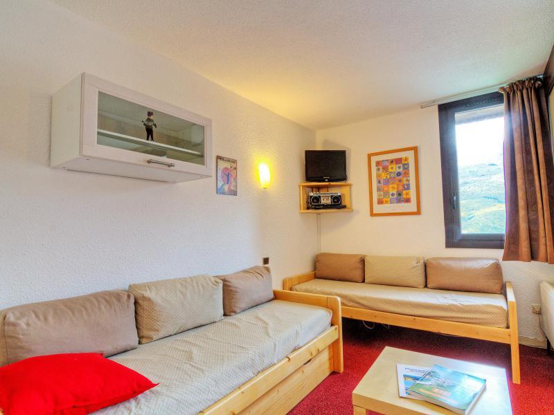 Vakantie in de bergen Appartement 2 kamers 5 personen (1) - Armoise - Les Menuires - Verblijf