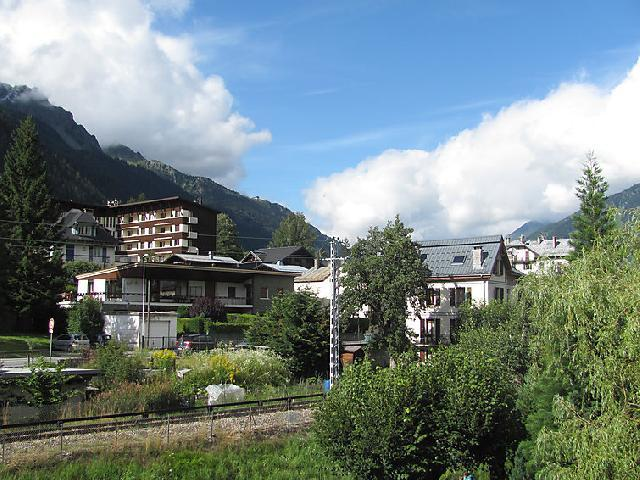 Holiday in mountain resort 1 room apartment 2 people (3) - Arve 1 et 2 - Chamonix - Accommodation