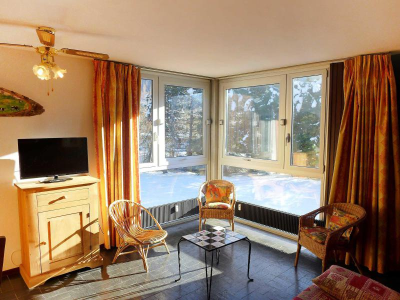 Holiday in mountain resort 2 room apartment 5 people (1) - Arve 1 et 2 - Chamonix - Accommodation