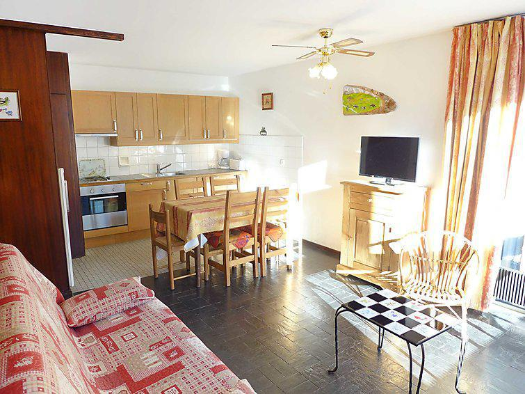 Holiday in mountain resort 2 room apartment 5 people (1) - Arve 1 et 2 - Chamonix - Summer outside
