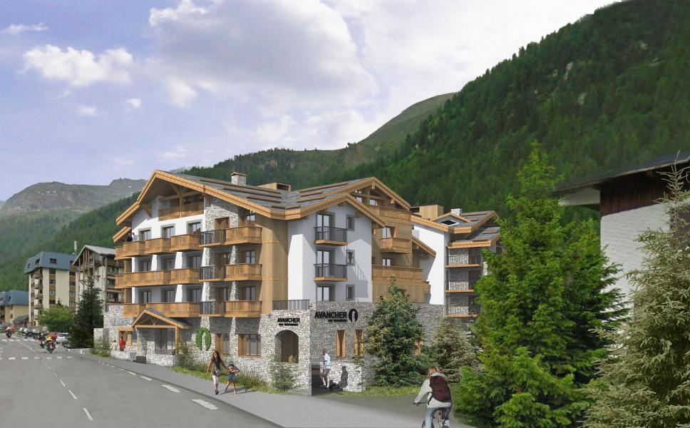 Аренда на лыжном курорте Avancher Hôtel & Lodge - Val d'Isère - летом под открытым небом