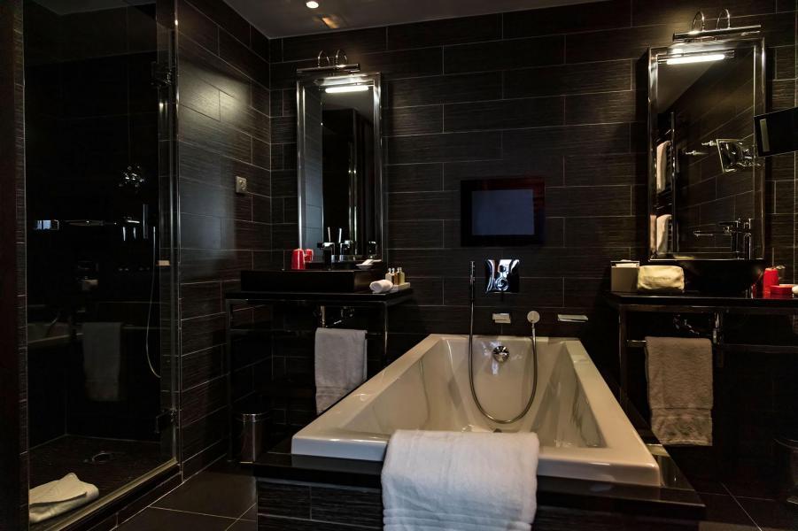 Urlaub in den Bergen Avenue Lodge Hôtel - Val d'Isère - Badezimmer