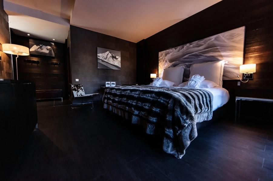 Urlaub in den Bergen Avenue Lodge Hôtel - Val d'Isère - Schlafzimmer