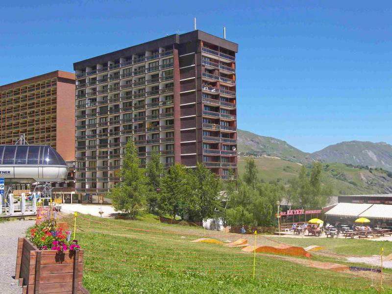 Wakacje w górach Apartament 2 pokojowy 4 osób (4) - Baikonour - Le Corbier