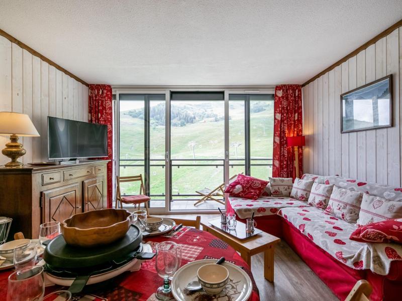 Wakacje w górach Apartament 3 pokojowy 4 osób (5) - Baikonour - Le Corbier