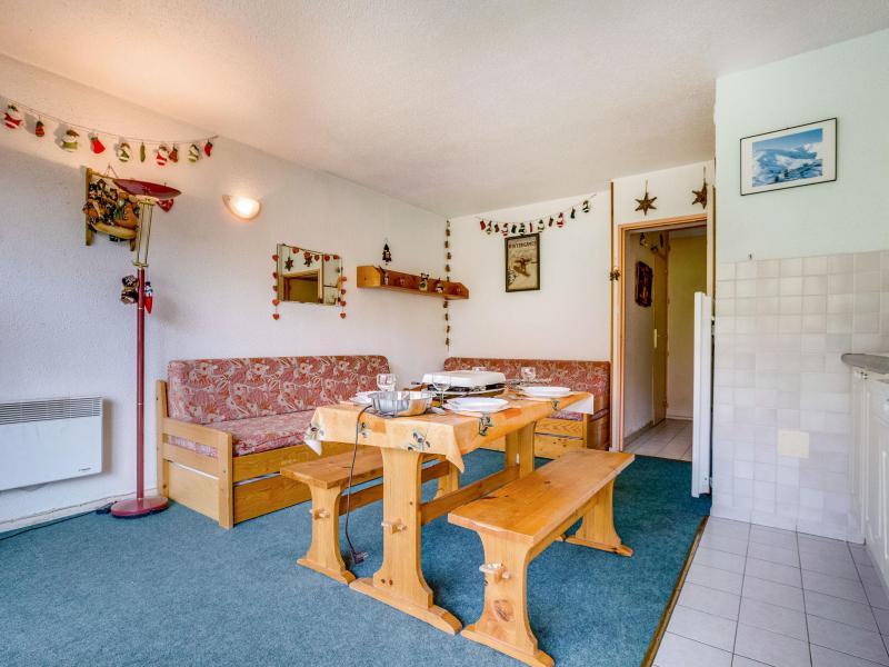 Wakacje w górach Apartament 2 pokojowy 4 osób (4) - Baikonour - Le Corbier - Zakwaterowanie