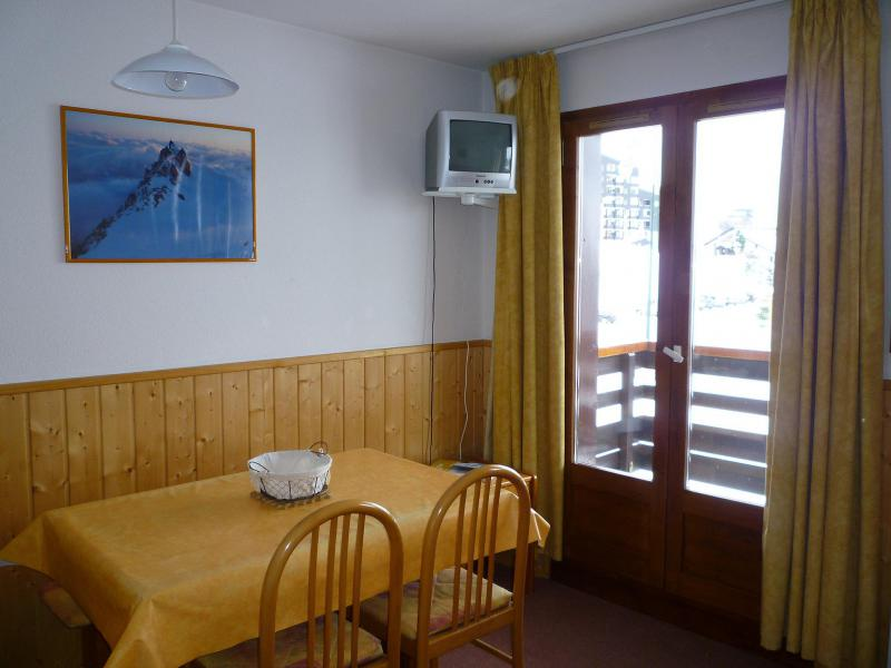 Holiday in mountain resort 2 room apartment 4 people (4) - Balcons d'Olympie - Les Menuires - Accommodation