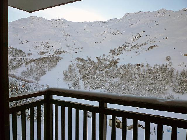 Holiday in mountain resort 2 room apartment 6 people (5) - Balcons d'Olympie - Les Menuires - Accommodation