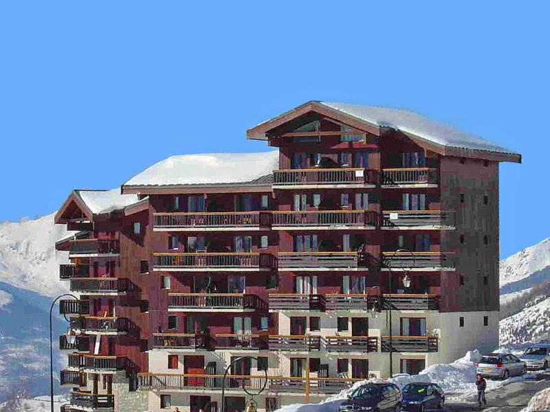 Holiday in mountain resort Balcons d'Olympie - Les Menuires