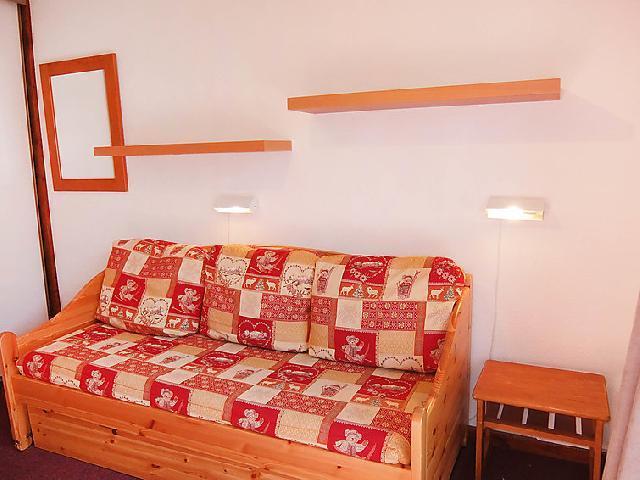 Vakantie in de bergen Appartement 2 kamers 6 personen (1) - Balcons d'Olympie - Les Menuires - Verblijf