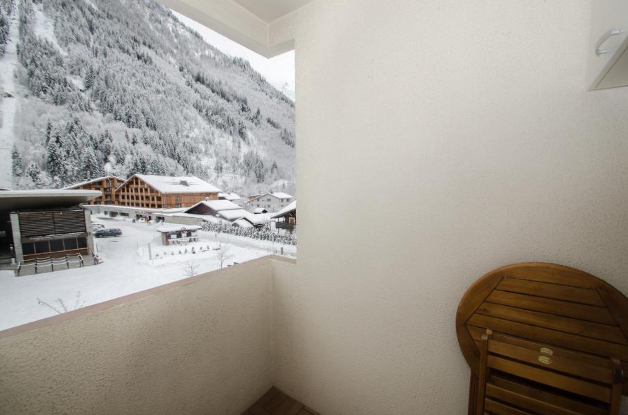 Vacaciones en montaña Apartamento 2 piezas para 4 personas (VISO) - Bâtiment E - Chamonix