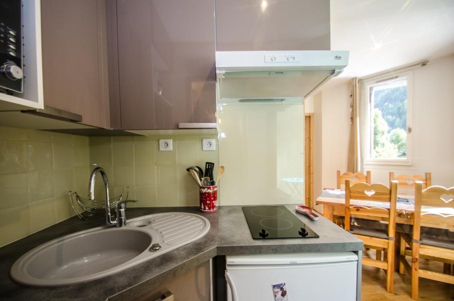 Vacaciones en montaña Apartamento 2 piezas para 4 personas (ALTITUDE) - Bâtiment E - Chamonix - Alojamiento
