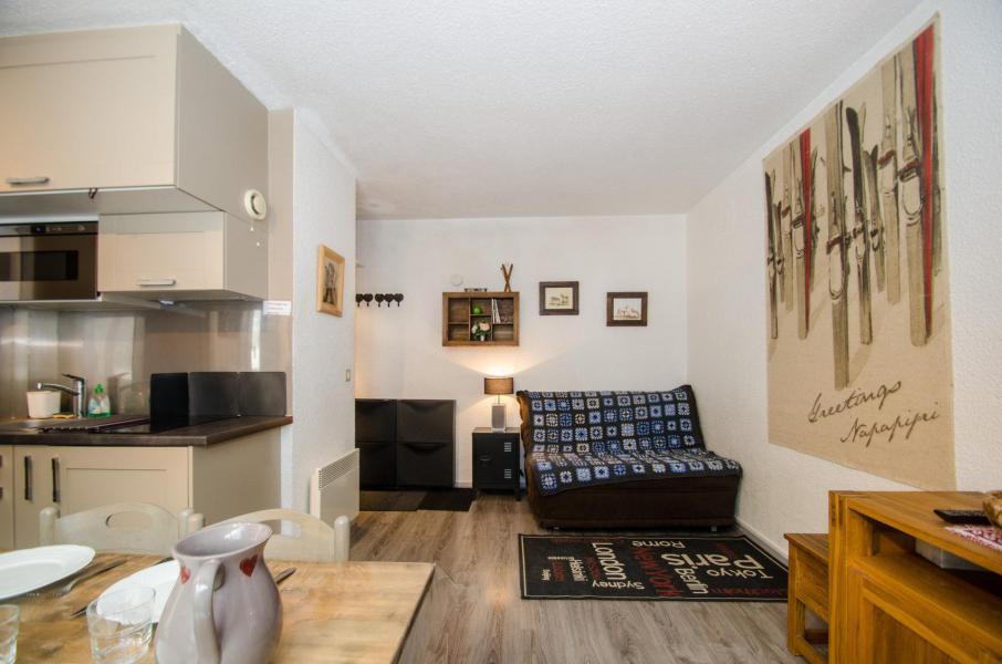 Vacaciones en montaña Apartamento 2 piezas para 4 personas (VISO) - Bâtiment E - Chamonix - Alojamiento