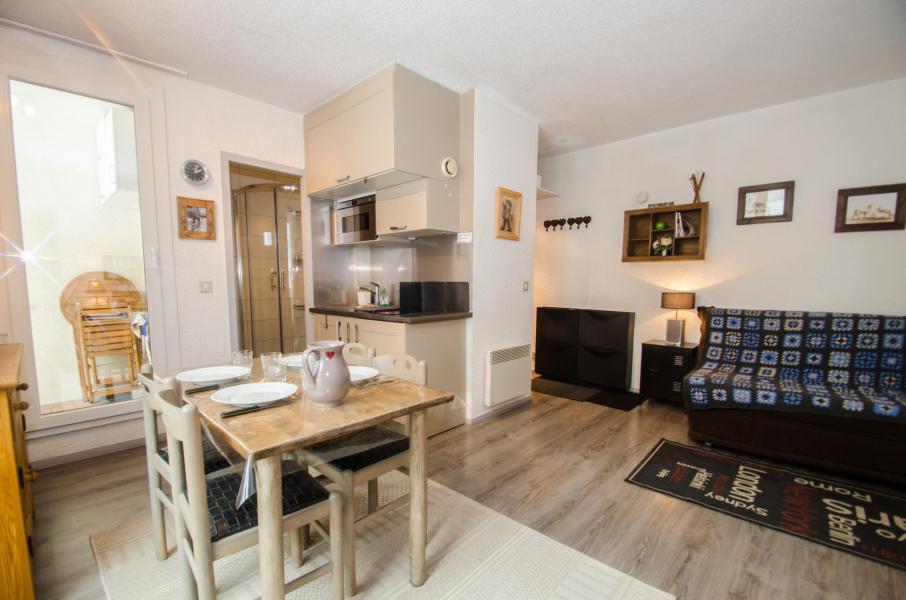 Vacaciones en montaña Apartamento 2 piezas para 4 personas (VISO) - Bâtiment E - Chamonix - Estancia
