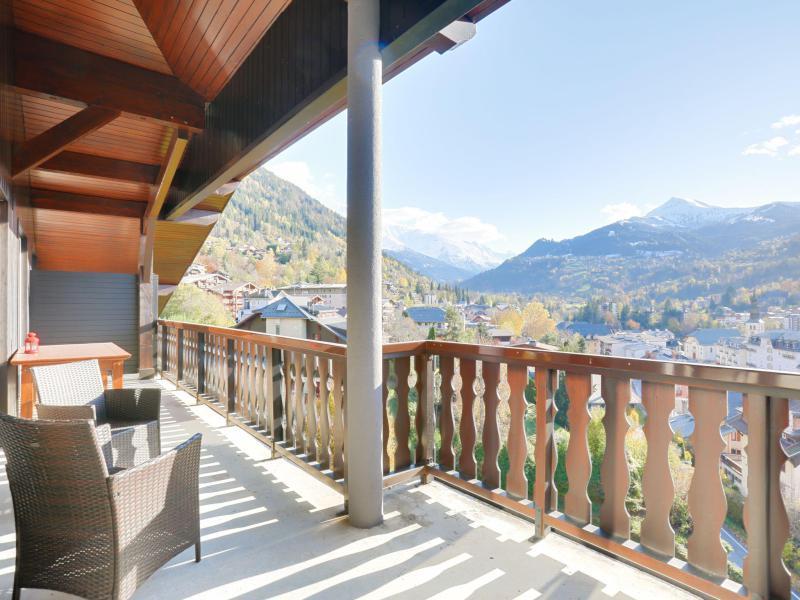 Vakantie in de bergen Appartement 4 kamers 7 personen (1) - Bel Alp - Saint Gervais - Verblijf