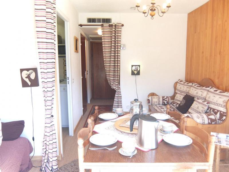 Holiday in mountain resort 1 room apartment 4 people (1) - Bellard - La Toussuire - Accommodation