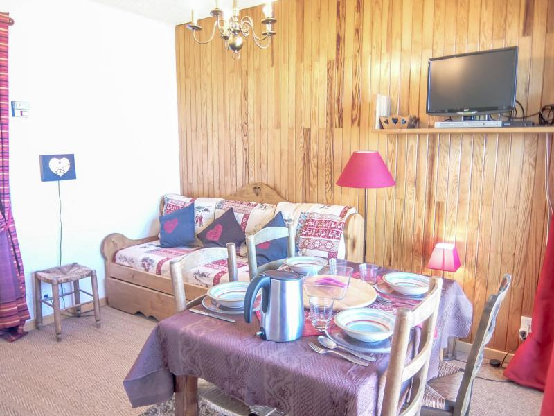 Vakantie in de bergen Appartement 1 kamers 4 personen (2) - Bellard - La Toussuire
