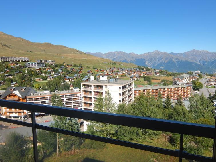 Vakantie in de bergen Appartement 1 kamers 4 personen (2) - Bellard - La Toussuire - Verblijf