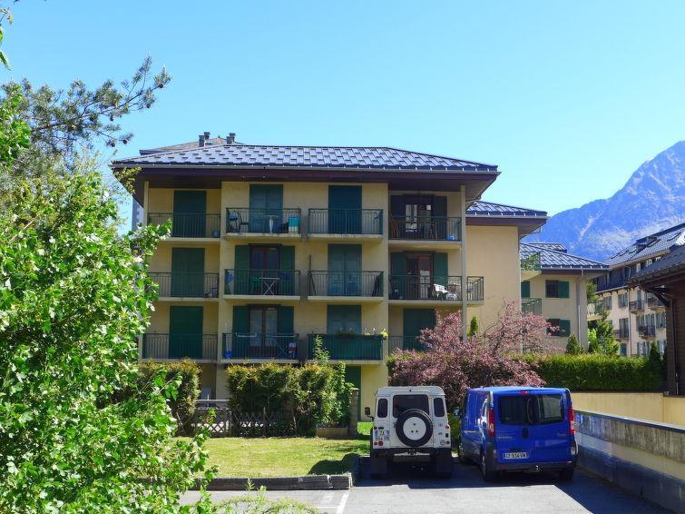 Location au ski Appartement 2 pièces 3 personnes (1) - Blanc Neige - Chamonix - Extérieur été
