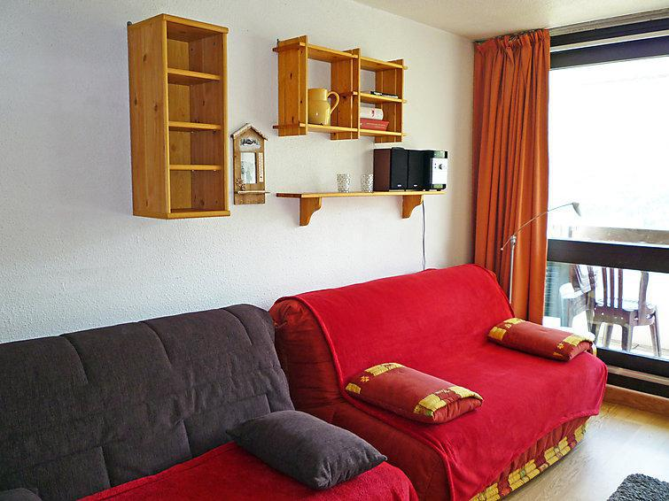 Holiday in mountain resort 1 room apartment 4 people (9) - Brelin - Les Menuires - Accommodation