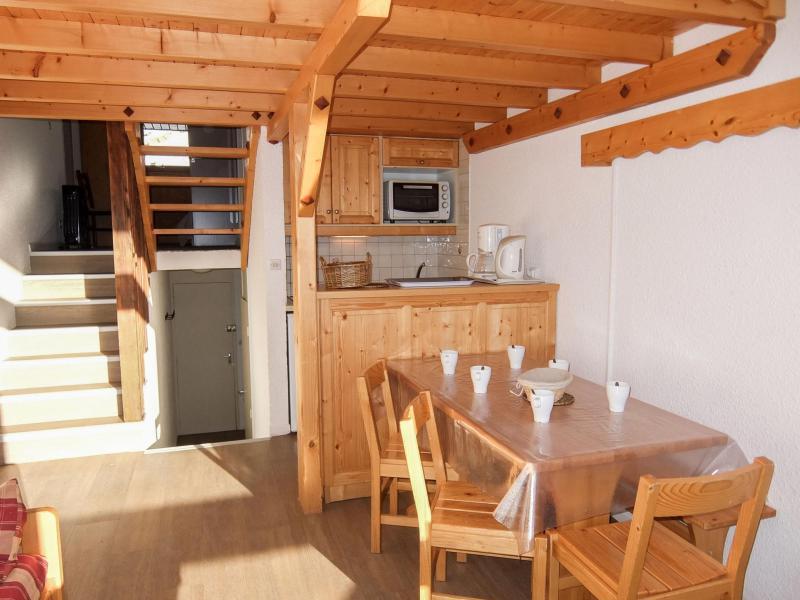 Vakantie in de bergen Appartement 2 kamers 6 personen (7) - Brelin - Les Menuires