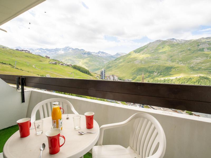 Vakantie in de bergen Appartement 1 kamers 4 personen (12) - Brelin - Les Menuires - Verblijf
