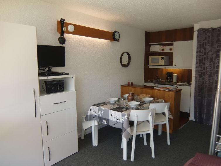Vakantie in de bergen Appartement 1 kamers 4 personen (14) - Brelin - Les Menuires - Verblijf