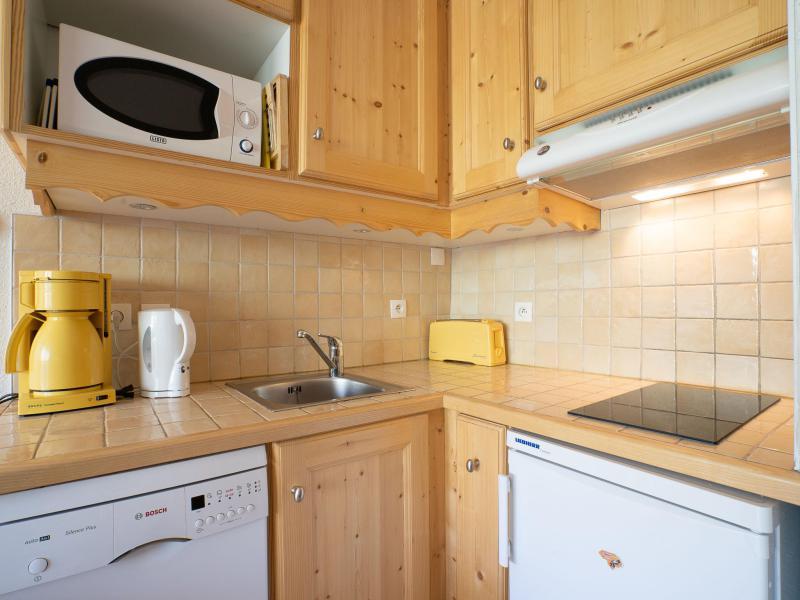 Vakantie in de bergen Appartement 1 kamers 4 personen (9) - Brelin - Les Menuires - Verblijf