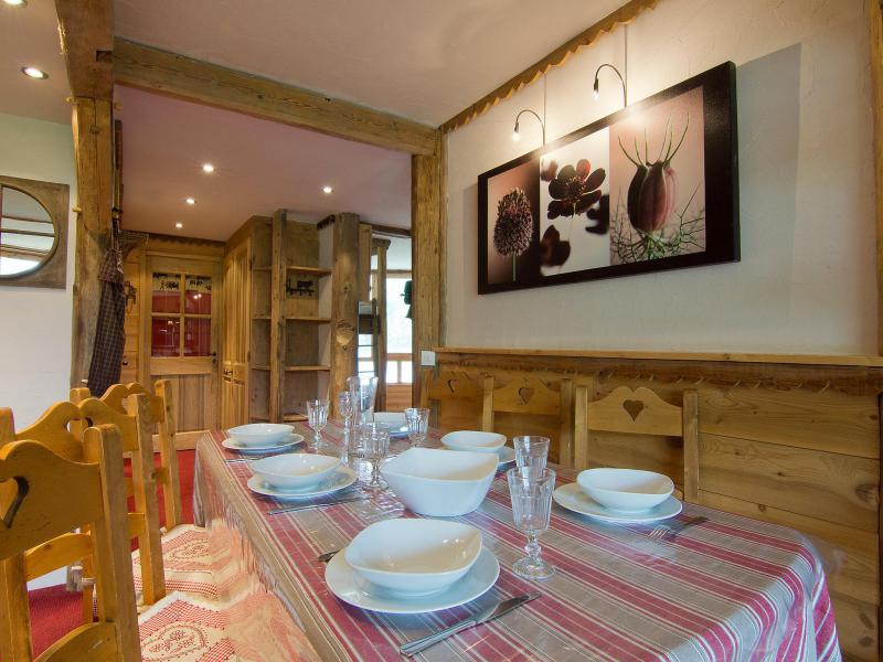 Holiday in mountain resort 4 room apartment 9 people (5) - Caron - Les Menuires - Accommodation