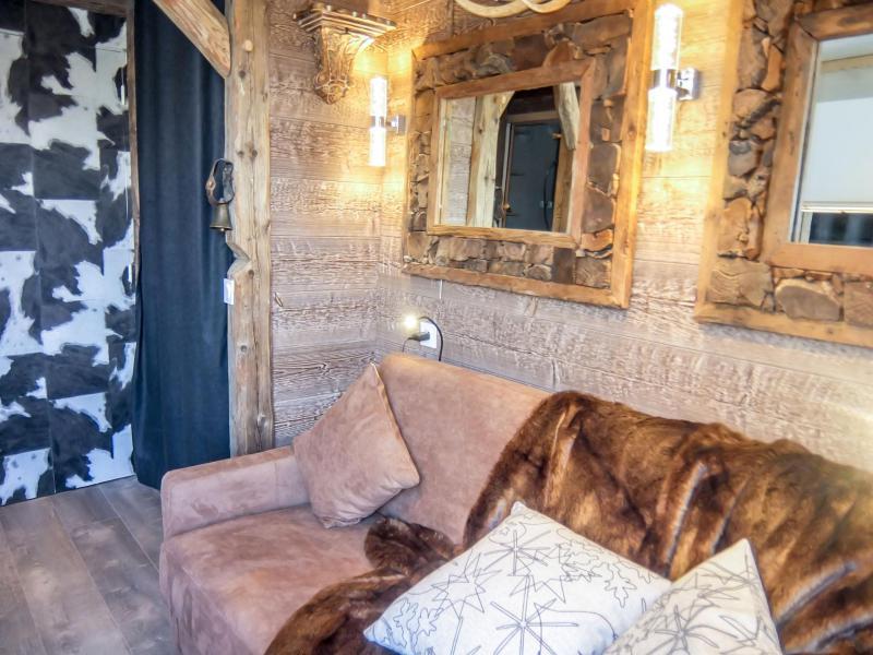 Vakantie in de bergen Appartement 1 kamers 2 personen (12) - Caron - Les Menuires - Verblijf