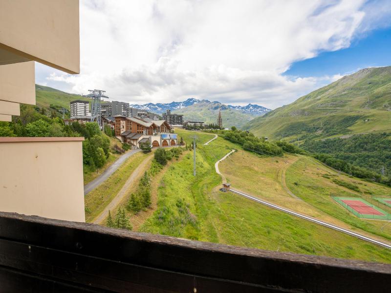 Vakantie in de bergen Appartement 1 kamers 3 personen (8) - Caron - Les Menuires - Verblijf