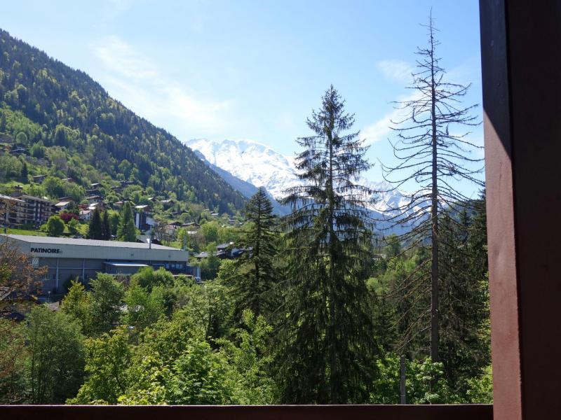 Wakacje w górach Apartament 1 pokojowy 4 osób (2) - Castel des Roches - Saint Gervais