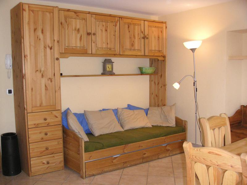 Holiday in mountain resort 2 room apartment 4 people (2) - Central Résidence - Saint Gervais - Accommodation