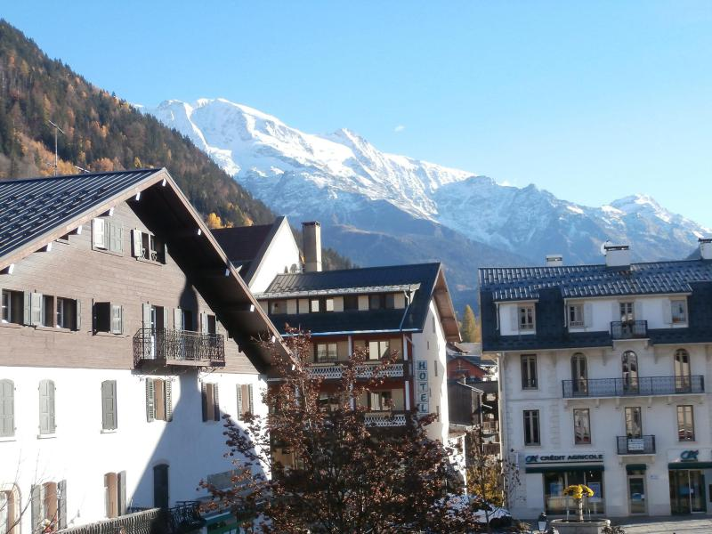 Holiday in mountain resort 2 room apartment 4 people (3) - Central Résidence - Saint Gervais - Accommodation
