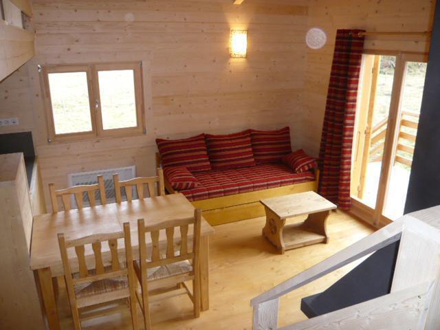 Vacaciones en montaña Chalet 5 piezas para 7 personas - Chalet 50 - Villard de Lans