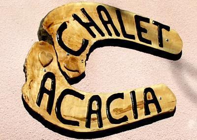 Vacances en montagne Chalet Acacia - Saint Martin de Belleville