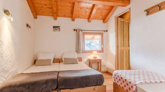 Holiday in mountain resort 5 room apartment 10 people (5) - Chalet Acacia - Saint Martin de Belleville - Accommodation