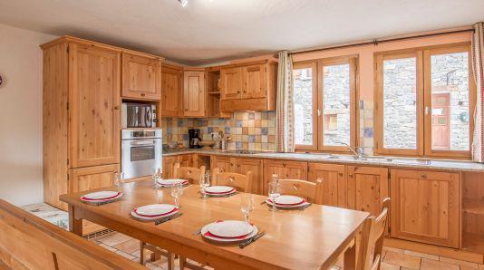 Vacances en montagne Appartement 3 pièces 4 personnes (4) - Chalet Acacia - Saint Martin de Belleville - Logement