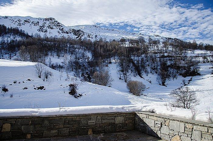 Vakantie in de bergen Chalet Aisha - Les Menuires