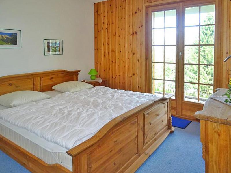 Vacances en montagne Chalet Albert - Thyon - Chambre