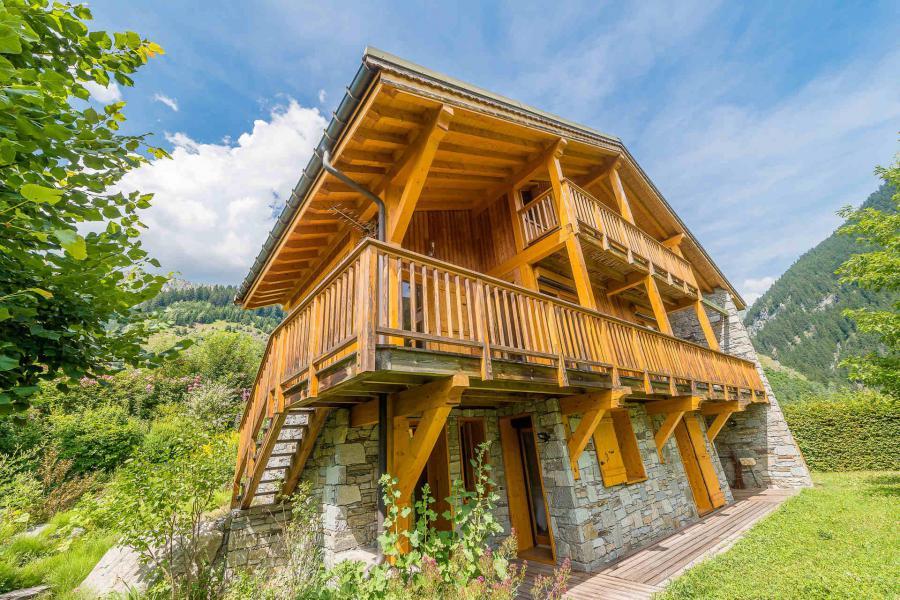 Location au ski Chalet Alideale - Champagny-en-Vanoise - Extérieur été