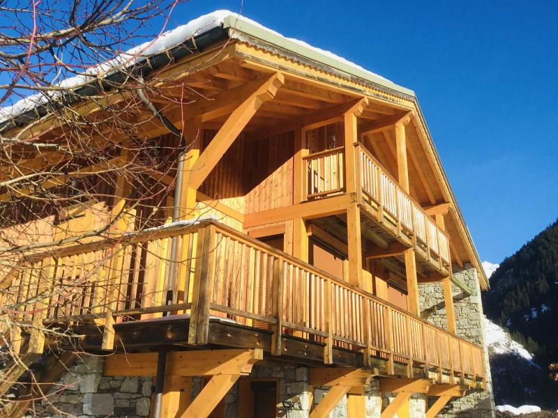 Holiday in mountain resort Chalet Alideale - Champagny-en-Vanoise