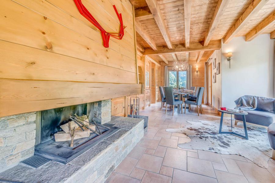 Wakacje w górach Domek górski triplex 7 pokojowy dla 7- 12 osób - Chalet Alideale - Champagny-en-Vanoise - Pokój gościnny