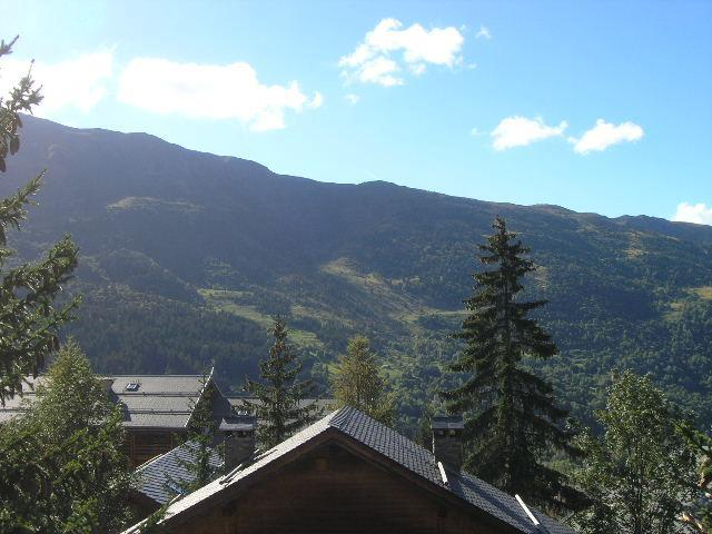 Location au ski Appartement 2 pièces 4 personnes (3) - Chalet Alpen Rose - Méribel - Extérieur été