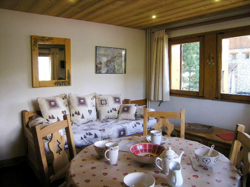 Vacances en montagne Appartement 2 pièces 4 personnes (3) - Chalet Alpen Rose - Méribel