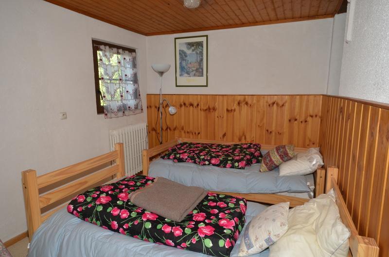 Vakantie in de bergen Chalet Alpenvue - Alpe d'Huez - Kamer