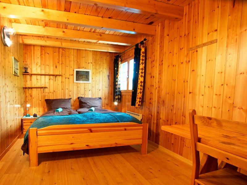 Vacances en montagne Chalet Alpina P12 - La Tzoumaz - Chambre